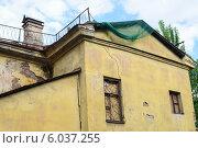 Старый дом. Стоковое фото, фотограф Анастасия Филиппова / Фотобанк Лори