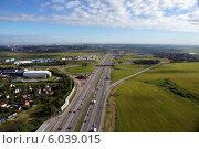 Симферопольское шоссе (2014 год). Редакционное фото, фотограф Дмитрий Бакулин / Фотобанк Лори