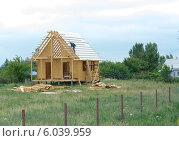 Дачный домик (2014 год). Редакционное фото, фотограф Зацепина Галина / Фотобанк Лори