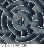 Купить «Finding the solution», фото № 6061439, снято 2 июля 2020 г. (c) Sergey Nivens / Фотобанк Лори
