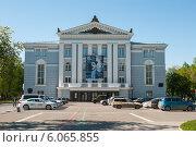 Купить «Пермский академический театр оперы и балета им. П. И. Чайковского», фото № 6065855, снято 14 мая 2012 г. (c) Elena Monakhova / Фотобанк Лори