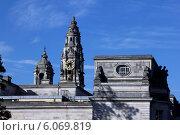 Купить «Кардифф. Великобритания. Кардиффский университет», фото № 6069819, снято 13 июня 2014 г. (c) Корчагина Полина / Фотобанк Лори