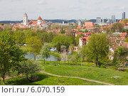 Купить «Литва. Вильнюс», эксклюзивное фото № 6070159, снято 1 мая 2014 г. (c) Литвяк Игорь / Фотобанк Лори