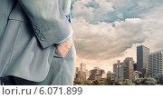 Купить «Bossy businessman», фото № 6071899, снято 16 августа 2013 г. (c) Sergey Nivens / Фотобанк Лори