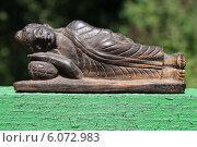 Купить «Будда», эксклюзивное фото № 6072983, снято 16 июня 2014 г. (c) Наташа Антонова / Фотобанк Лори