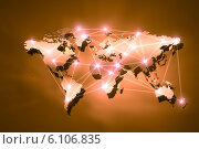 Купить «Global interaction», фото № 6106835, снято 24 января 2020 г. (c) Sergey Nivens / Фотобанк Лори