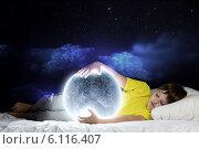 Купить «Night dreaming», фото № 6116407, снято 7 сентября 2013 г. (c) Sergey Nivens / Фотобанк Лори