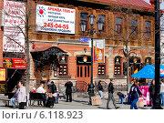 Купить «Кировка: исторические здания Челябинска», фото № 6118923, снято 9 мая 2014 г. (c) Хайрятдинов Ринат / Фотобанк Лори