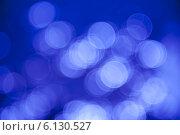 Фиолетовый абстрактный фон, эффект боке. Стоковое фото, фотограф E. O. / Фотобанк Лори