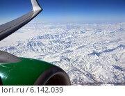 Под крылом самолета-Афганистан (2014 год). Стоковое фото, фотограф Григорий Карамянц / Фотобанк Лори