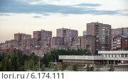 В сибирском городе Новосибирск (2014 год). Стоковое фото, фотограф Sergey Kiselev / Фотобанк Лори