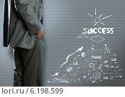 Купить «Business strategy», фото № 6198599, снято 19 июля 2019 г. (c) Sergey Nivens / Фотобанк Лори