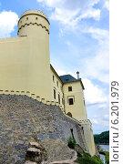 Купить «Древний замок Орлик. Чешская Республика.», фото № 6201979, снято 5 июля 2014 г. (c) Ласточкин Евгений / Фотобанк Лори