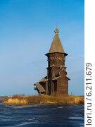 Успенская церковь (2013 год). Стоковое фото, фотограф Слободинская Надежда / Фотобанк Лори
