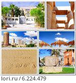 Купить «Коллаж из фотографий Египта. Африка», фото № 6224479, снято 23 июля 2019 г. (c) Vitas / Фотобанк Лори