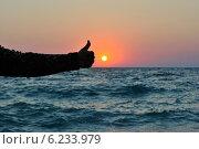Отличный закат. Стоковое фото, фотограф Юлия Елисеева / Фотобанк Лори