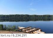 Купить «Валдайская природа», фото № 6234291, снято 8 августа 2013 г. (c) Игорь Гордеев / Фотобанк Лори