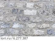 Стена из белого кирпича. Стоковое фото, фотограф Павел Годин / Фотобанк Лори