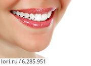 Женская улыбка. Стоковое фото, фотограф Nobilior / Фотобанк Лори