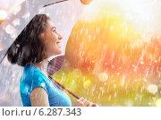 Купить «Autumn rain», фото № 6287343, снято 22 июня 2014 г. (c) Константин Юганов / Фотобанк Лори