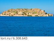 Остров Спиналонга. Крит, Греция (2011 год). Стоковое фото, фотограф Andrei Nekrassov / Фотобанк Лори