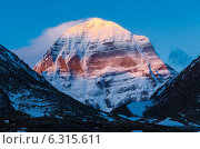 Тибет. Гора Кайлаш. Северная стена (2014 год). Стоковое фото, фотограф Наталья Лихащенко / Фотобанк Лори
