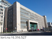 Купить «Regional Administrative Court in Warsaw», фото № 6316527, снято 26 июня 2019 г. (c) BE&W Photo / Фотобанк Лори