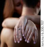 Купить «couple in love», фото № 6330707, снято 6 июля 2014 г. (c) Serg Zastavkin / Фотобанк Лори