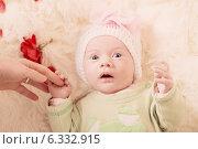 Купить «baby», фото № 6332915, снято 20 июня 2014 г. (c) Майя Крученкова / Фотобанк Лори