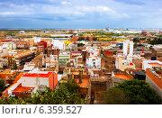 Купить «residence district of Sagunto. Valencian Community», фото № 6359527, снято 26 августа 2013 г. (c) Яков Филимонов / Фотобанк Лори