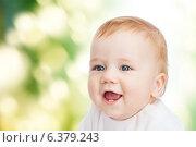 Купить «smiling little baby», фото № 6379243, снято 22 мая 2014 г. (c) Syda Productions / Фотобанк Лори