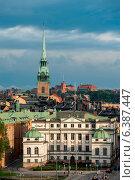 Купить «Riddarholm Church, Stockholm, Sweden», фото № 6387447, снято 7 декабря 2019 г. (c) Ingram Publishing / Фотобанк Лори