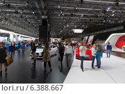 Купить «Зал Audi», фото № 6388667, снято 3 сентября 2014 г. (c) Павел Лиховицкий / Фотобанк Лори