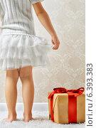 Купить «Christmas gift», фото № 6393383, снято 7 сентября 2014 г. (c) Константин Юганов / Фотобанк Лори