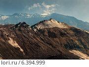 Купить «Склоны кратера Мутновского вулкана на Камчатке», фото № 6394999, снято 30 августа 2014 г. (c) Александр Лицис / Фотобанк Лори