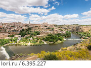 Купить «Толедо, Испания», фото № 6395227, снято 21 мая 2014 г. (c) vale_t / Фотобанк Лори