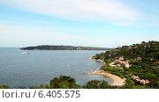 Купить «Французская Ривьера, таймлапс», видеоролик № 6405575, снято 16 сентября 2014 г. (c) Алексас Кведорас / Фотобанк Лори