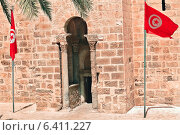 Купить «Вход в крепость Рибат», фото № 6411227, снято 5 сентября 2011 г. (c) Лукаш Дмитрий / Фотобанк Лори