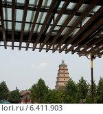 Xi'an, Shaanxi, China (2012 год). Стоковое фото, агентство Ingram Publishing / Фотобанк Лори