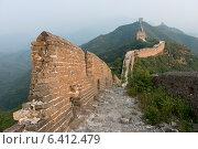 Купить «Jinshanling to Simatai section of Great Wall Of China, Miyun County, Beijing, China», фото № 6412479, снято 26 августа 2012 г. (c) Ingram Publishing / Фотобанк Лори