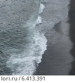 Купить «Surf on the beach, Skerwink Trail, Bonavista Peninsula, Newfoundland And Labrador, Canada», фото № 6413391, снято 22 августа 2013 г. (c) Ingram Publishing / Фотобанк Лори