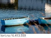 Boats at Cape Broyle, Avalon Peninsula, Newfoundland And Labrador, Canada (2013 год). Стоковое фото, агентство Ingram Publishing / Фотобанк Лори