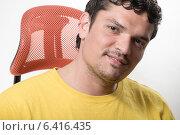 Портрет мужчины. Стоковое фото, фотограф Суворкин Владимир / Фотобанк Лори