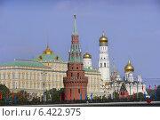 Москва, Водовзводная башня Московского Кремля (2014 год). Стоковое фото, фотограф Евгений Малахов / Фотобанк Лори