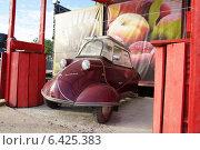 Ретро автомобиль двухместный немецкий (2014 год). Редакционное фото, фотограф Мария Бурыхина / Фотобанк Лори