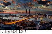 Купить «Владивосток, Приморский край, Россия», фото № 6441347, снято 10 ноября 2018 г. (c) Георгий Хрущев / Фотобанк Лори