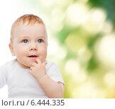Купить «smiling little baby», фото № 6444335, снято 22 мая 2014 г. (c) Syda Productions / Фотобанк Лори