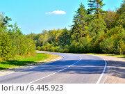 Дорога. Стоковое фото, фотограф СергейДорогов / Фотобанк Лори