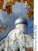 Купить «Церковь святого Власия», фото № 6476783, снято 16 июня 2019 г. (c) Зезелина Марина / Фотобанк Лори
