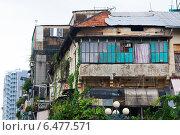 Купить «Ramshackle house, Saigon», фото № 6477571, снято 5 июля 2014 г. (c) Александр Подшивалов / Фотобанк Лори